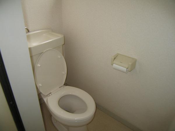 白幡ハイツ 204号室 トイレ
