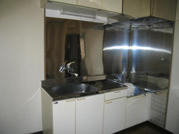 フラワーハイツ C号室 キッチン