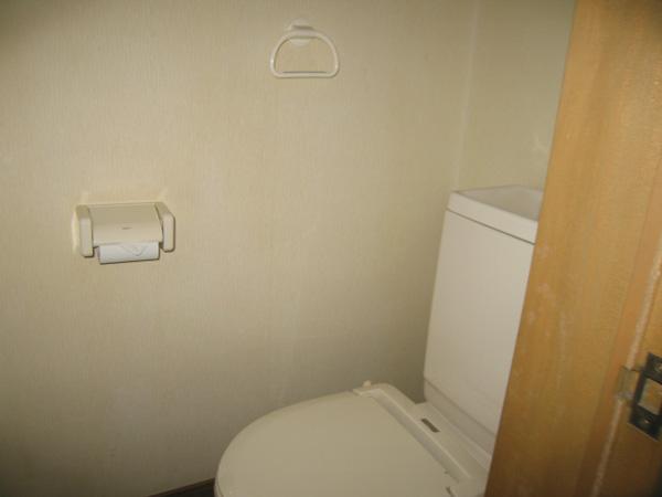 コーポ若葉 トイレ