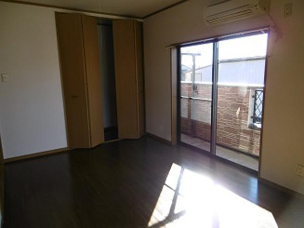コーポアオノ A 洋室2