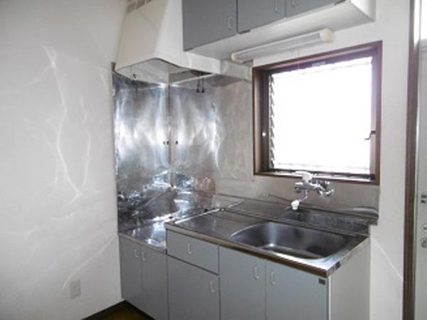 ノグチコーポ A201 キッチン