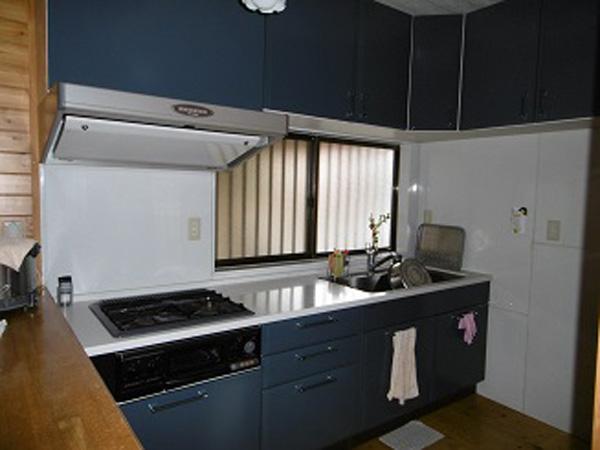 東庄貸家 B キッチン