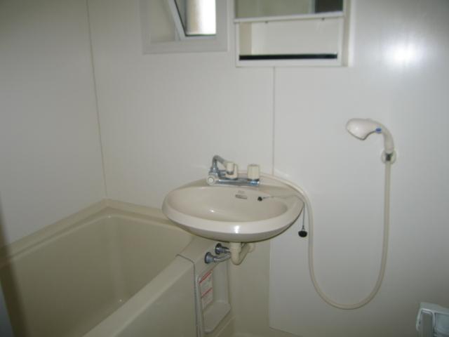 ビューラ北B 浴室