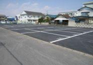 粉名口 駐車場1