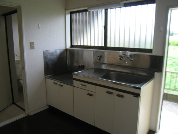 白幡ハイツ 204号室 キッチン