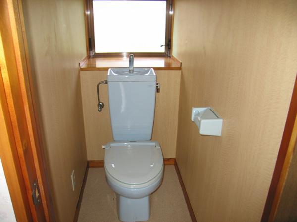 サンハイツ村田 102号トイレ