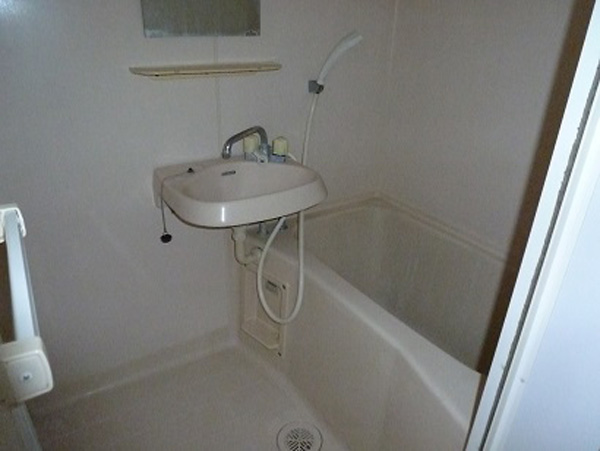 ウェーブ佐原 B棟 浴室
