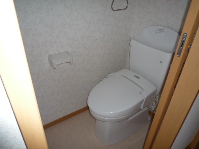 パールコートF トイレ