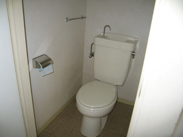 ビューラ北F 203 トイレ